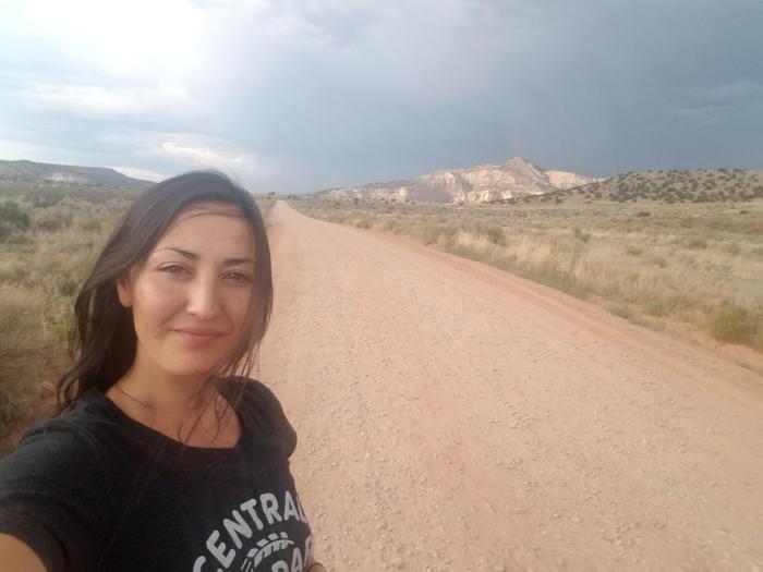My happy place: Rio Chama, New Mexico