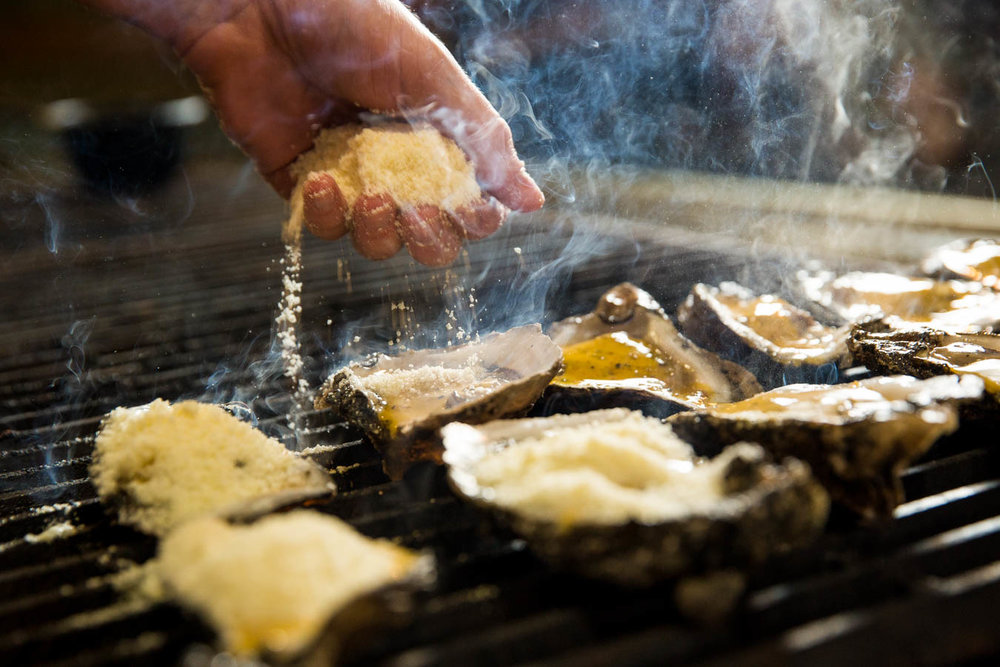 Charbroiled Oysters - Covington, LA - Don's Seafood