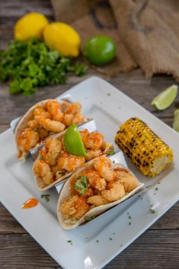 Zydeco Shrimp Taceauxs - Don's Seafood.jpeg