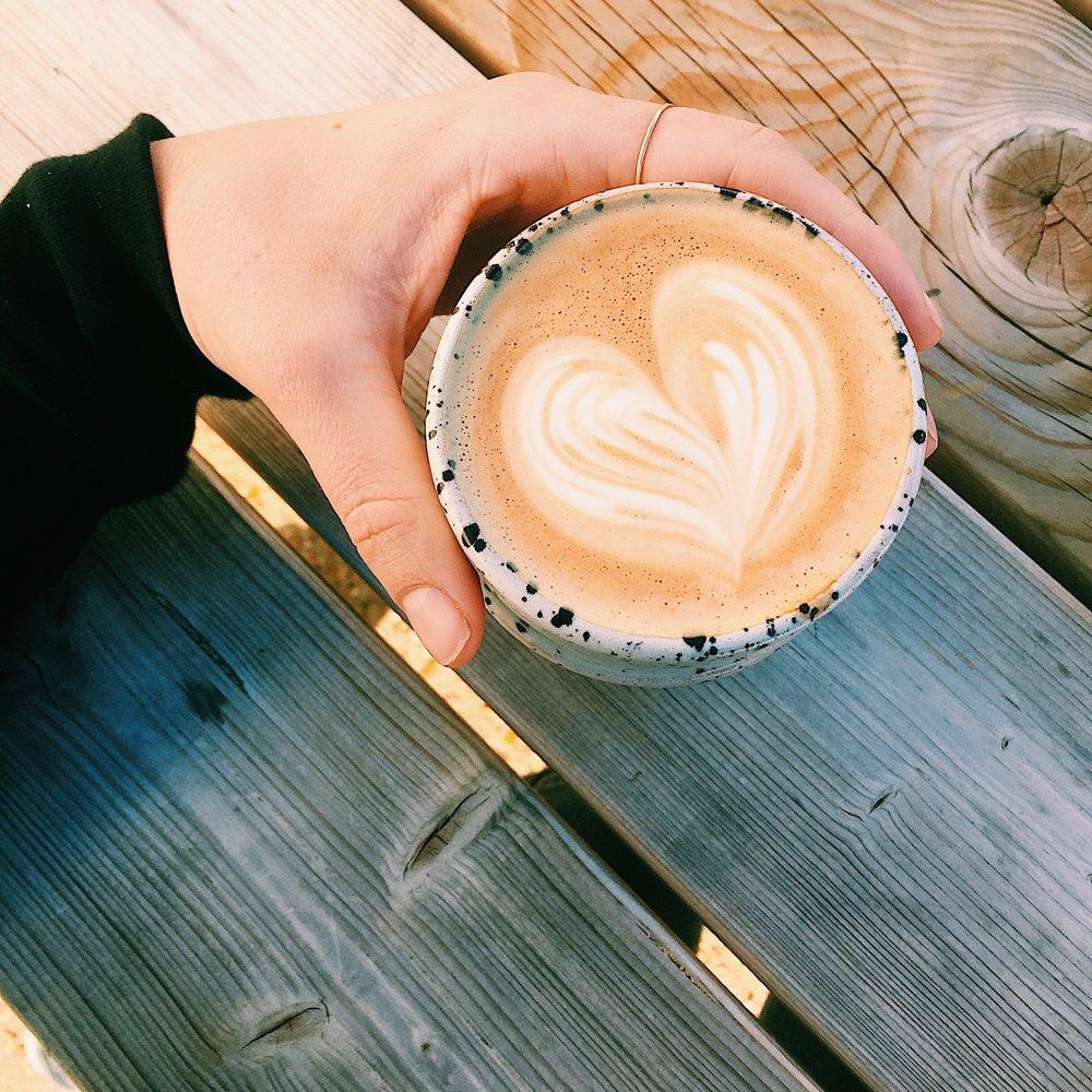 heartbreak hotel coffee