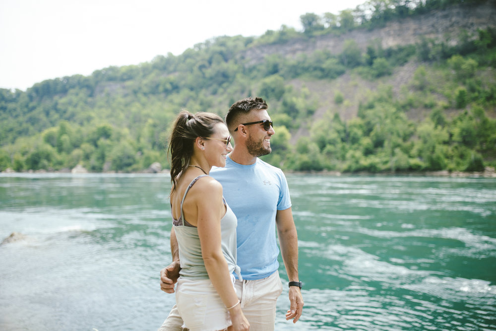 Niagara River Lookout Point