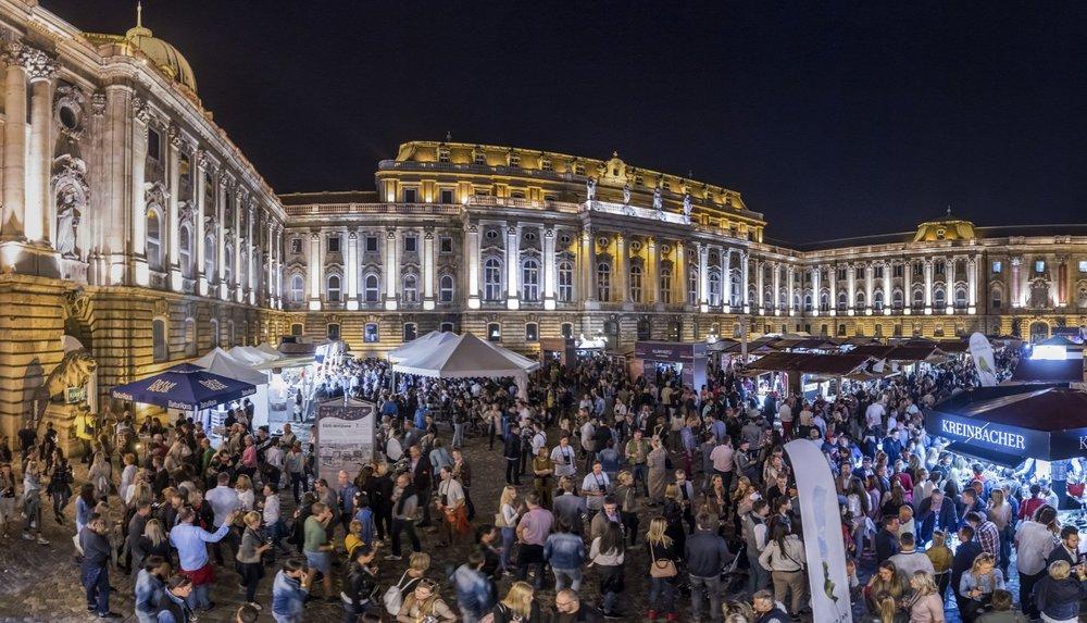 6 Tage, 6 Weingüter und Besuch des grössten Weinfestival auf der Burg in BudapestVom 01. bis 06. September 2019 -