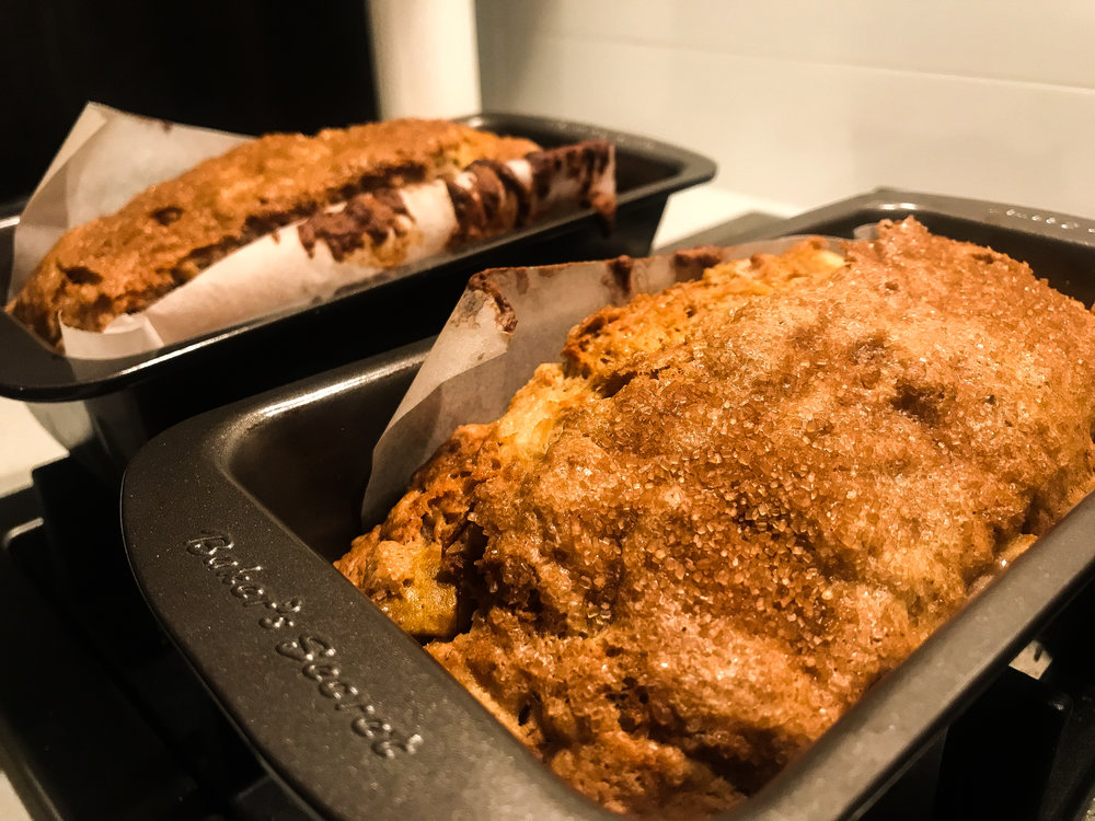 PEAR & GINGER LOAF - #SIAintheKitchen