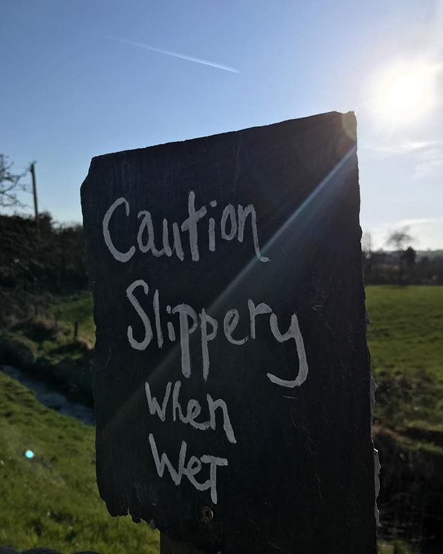 Not a bit slippery today! Blue skies a go go in Rossendale  #rhc # Rossendale #blueskies #dogfriendly #glampingnotcamping #glampingwithkids #caninecottages #visitrossendale #visitengland # escapewiththekids #escape #tranquil #nature #gorgeouscottages #holidaycottages #cottages#water #soundofsilence