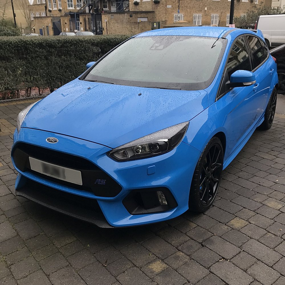 Ford Focus Rs MK2 paint protection