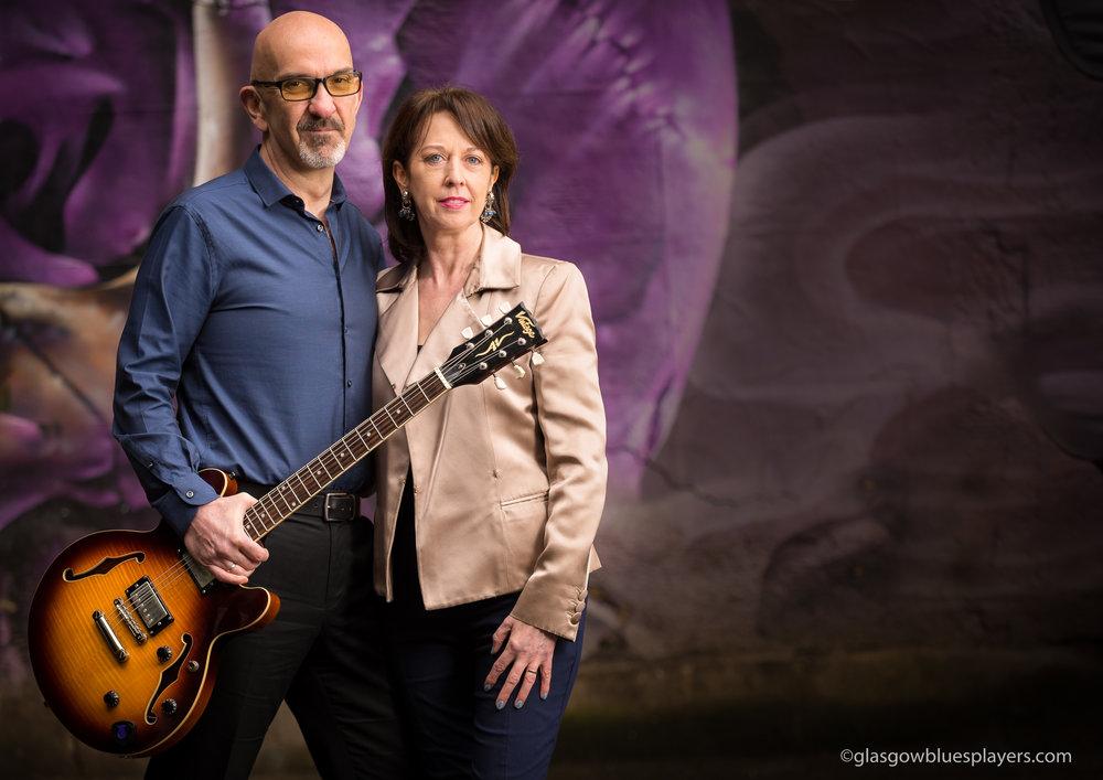 Angela Higney & Pete Parisetti