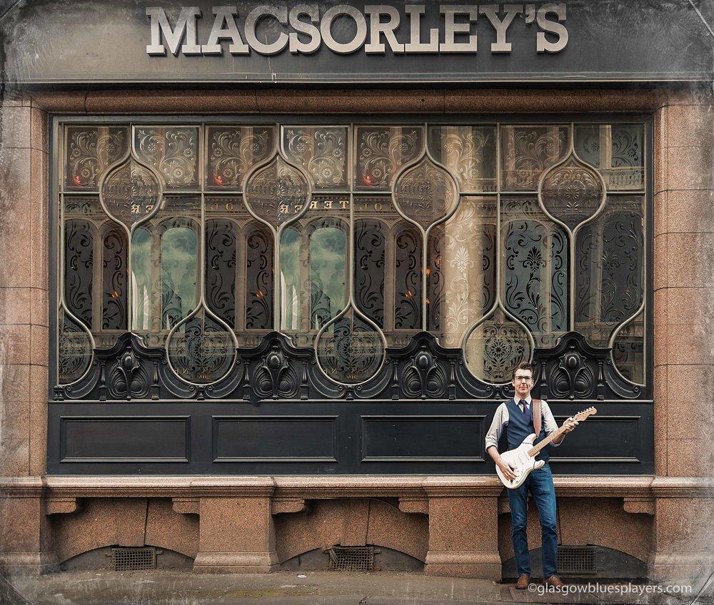 Brian Carpy - macsorley's music bar