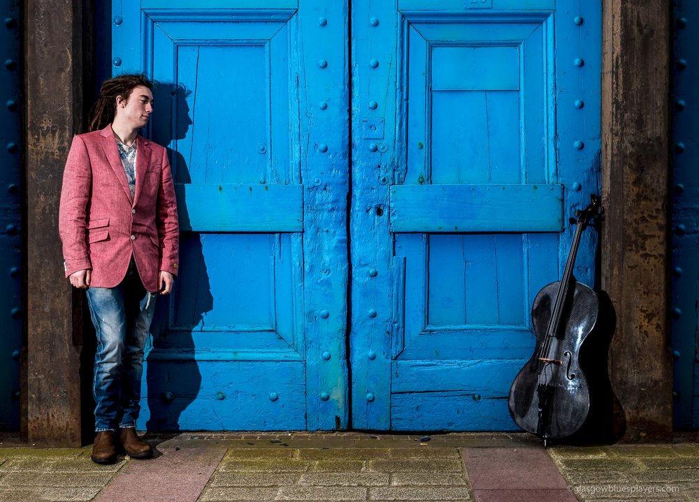 calum ingram - the Old Tobacco Warehouse