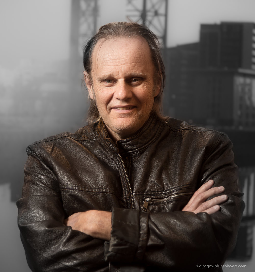 walter trout - glasgow city hotel
