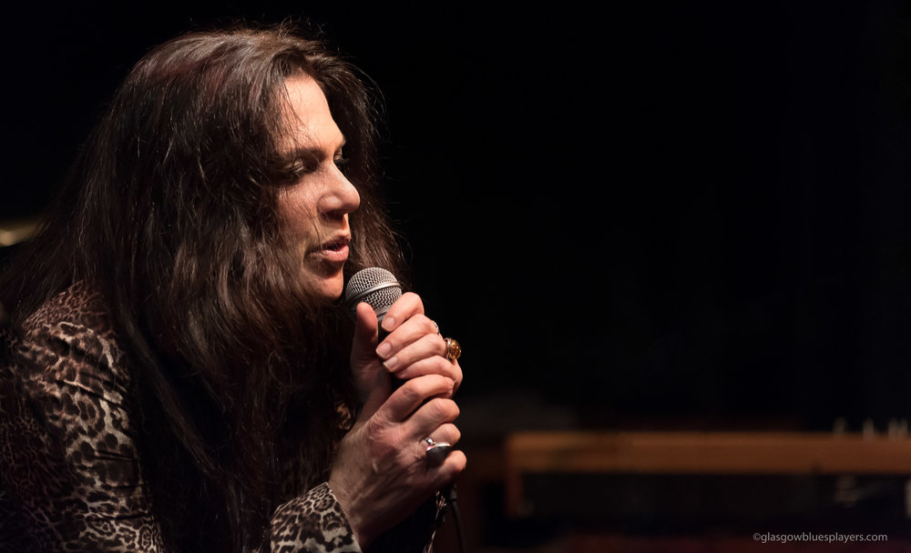 sari schorr - the voodoo rooms, edinburgh
