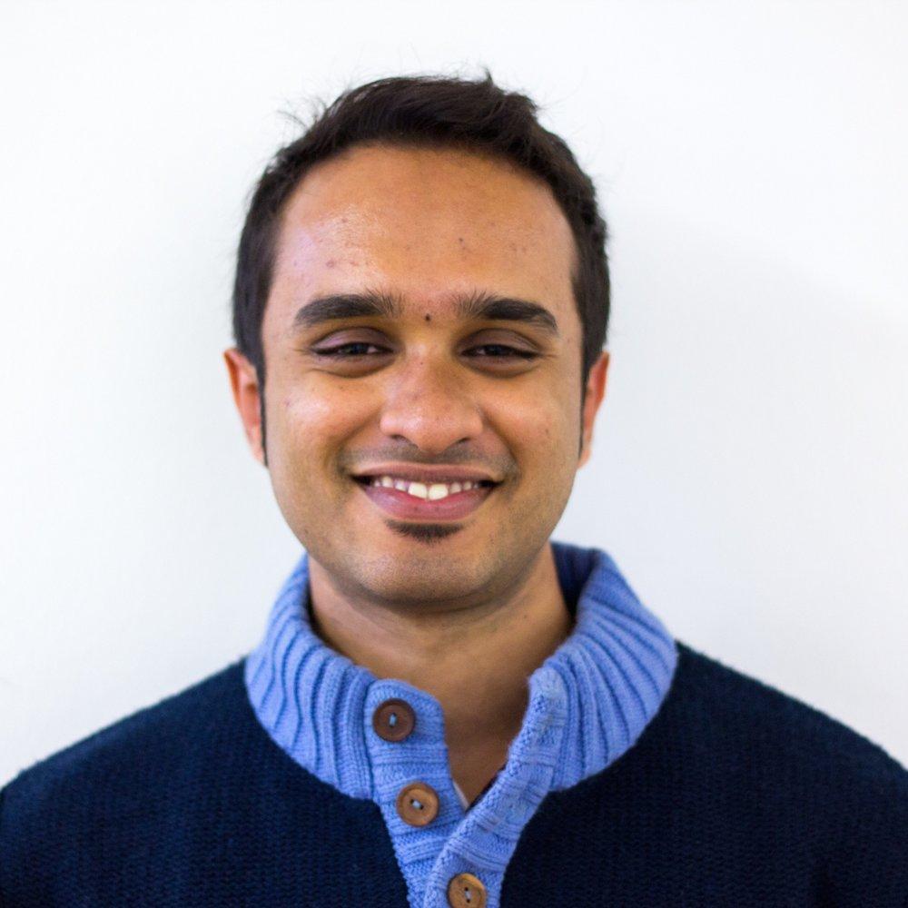 Gautam Rao - Founder & CEOPursuit