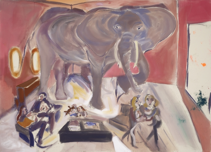 Sophie von Hellermann - Elephant in the Room