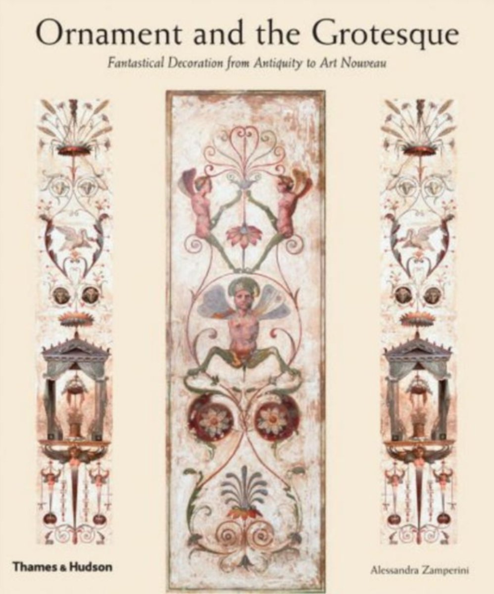 Alessandra Zamperini - Ornament and the Grotesque,