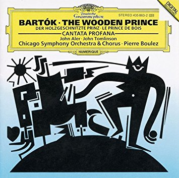 Béla Bartók - The Wooden Prince
