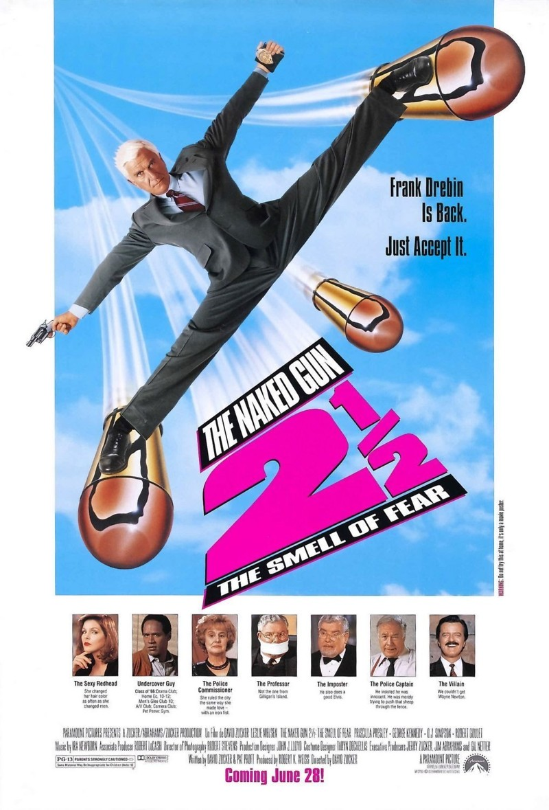 The Naked Gun 2½