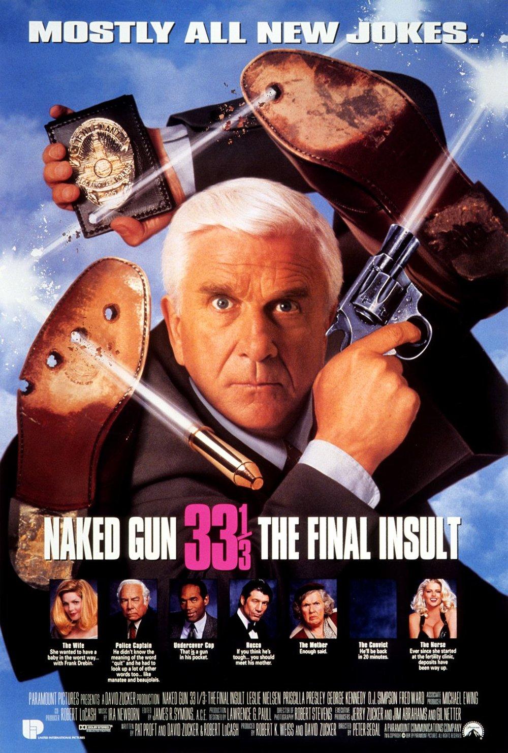 Naked Gun 33⅓