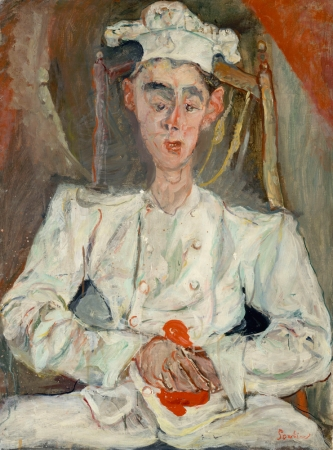 Chaim Soutine - The Little Pastry Cook