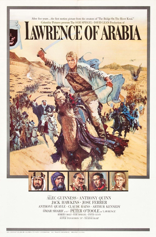 David Lean - Lawrence of Arabia