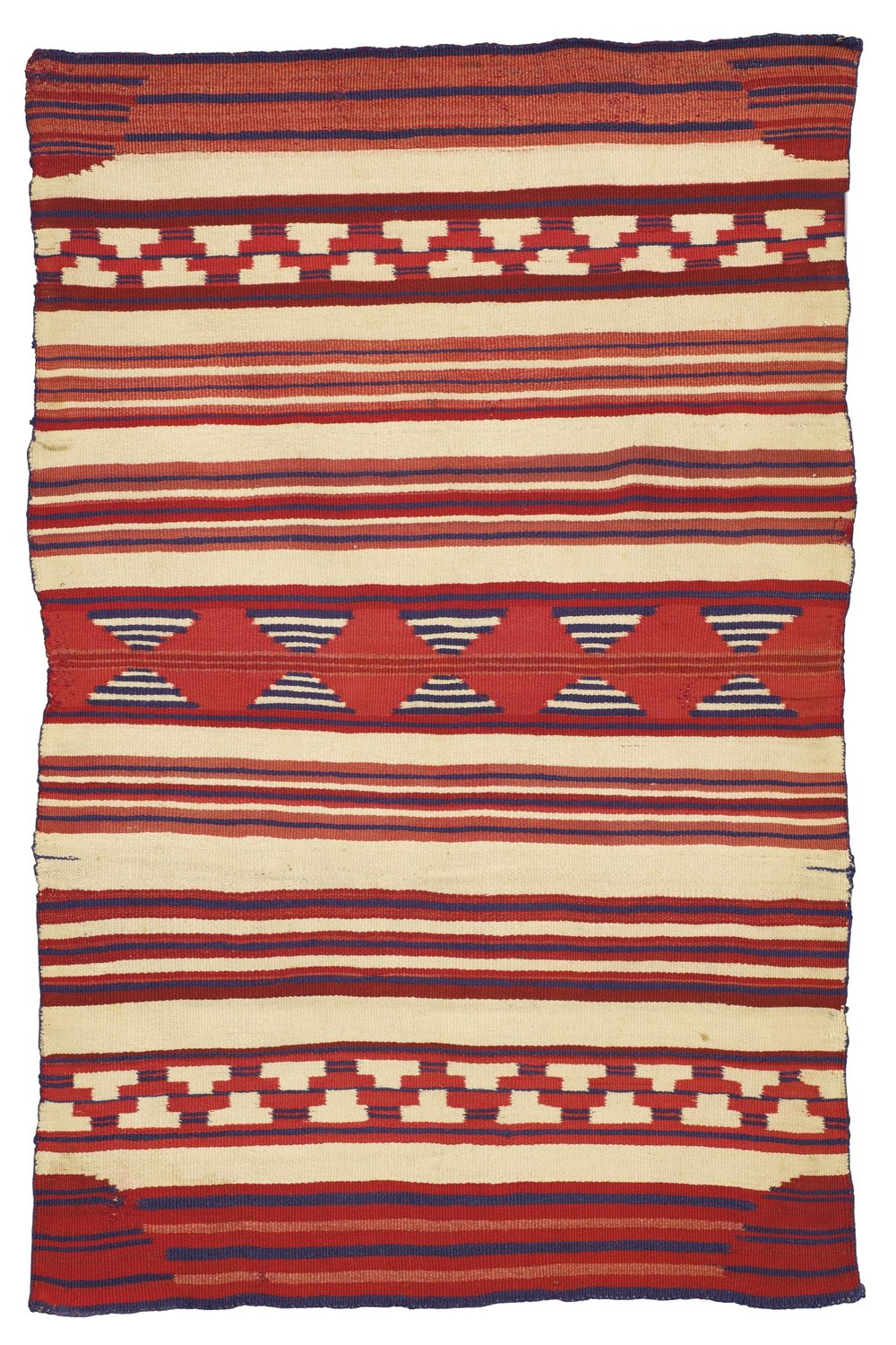 Navajo child's blanket