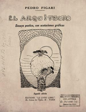 Pedro Figari - El Arquitecto
