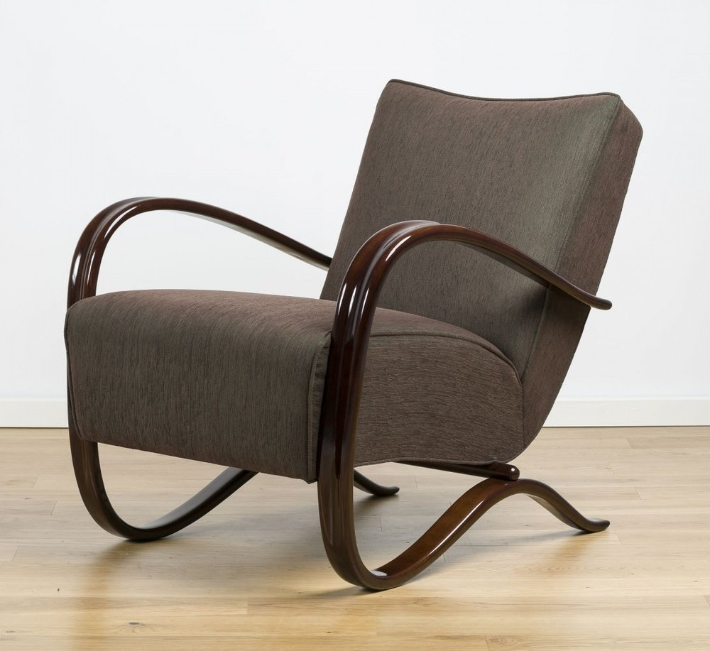 Jindrich Halabala reading chair