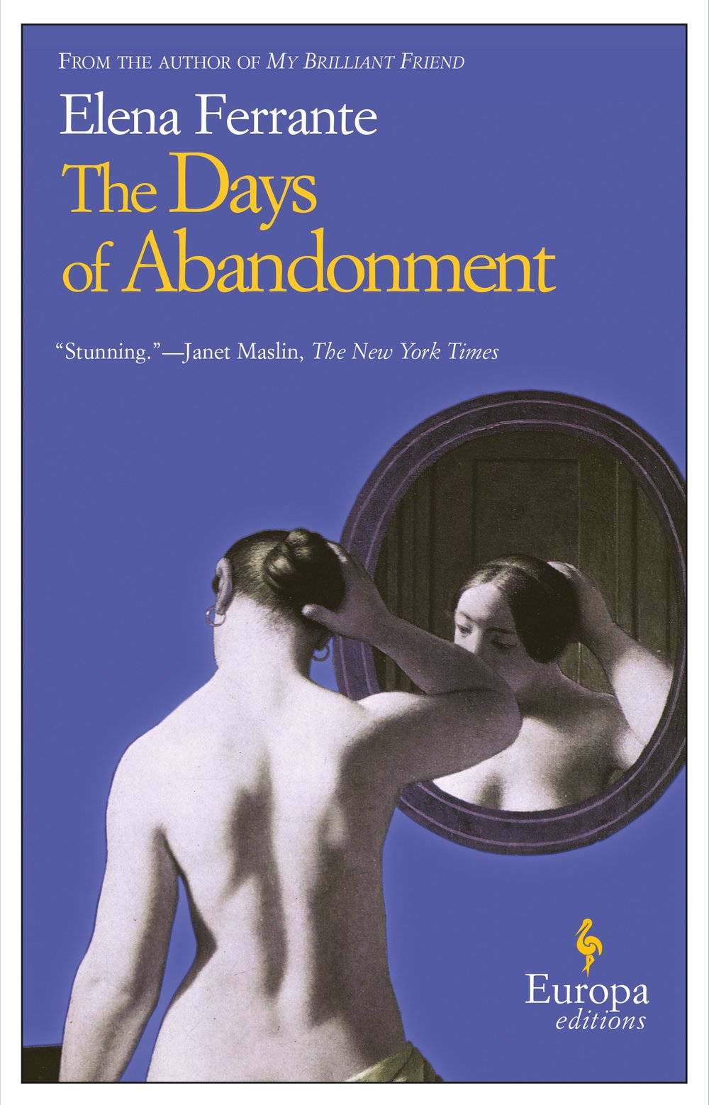 Elena Ferrante - Days of Abandonment