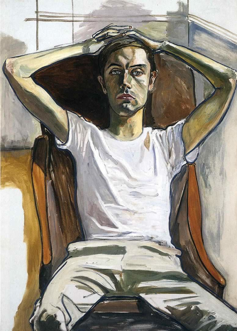 Alice Neel - Hartley