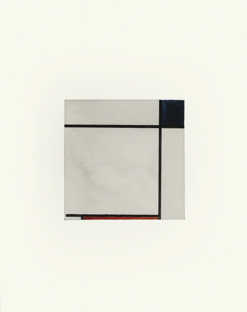 Sherrie Levine - After Piet Mondrian