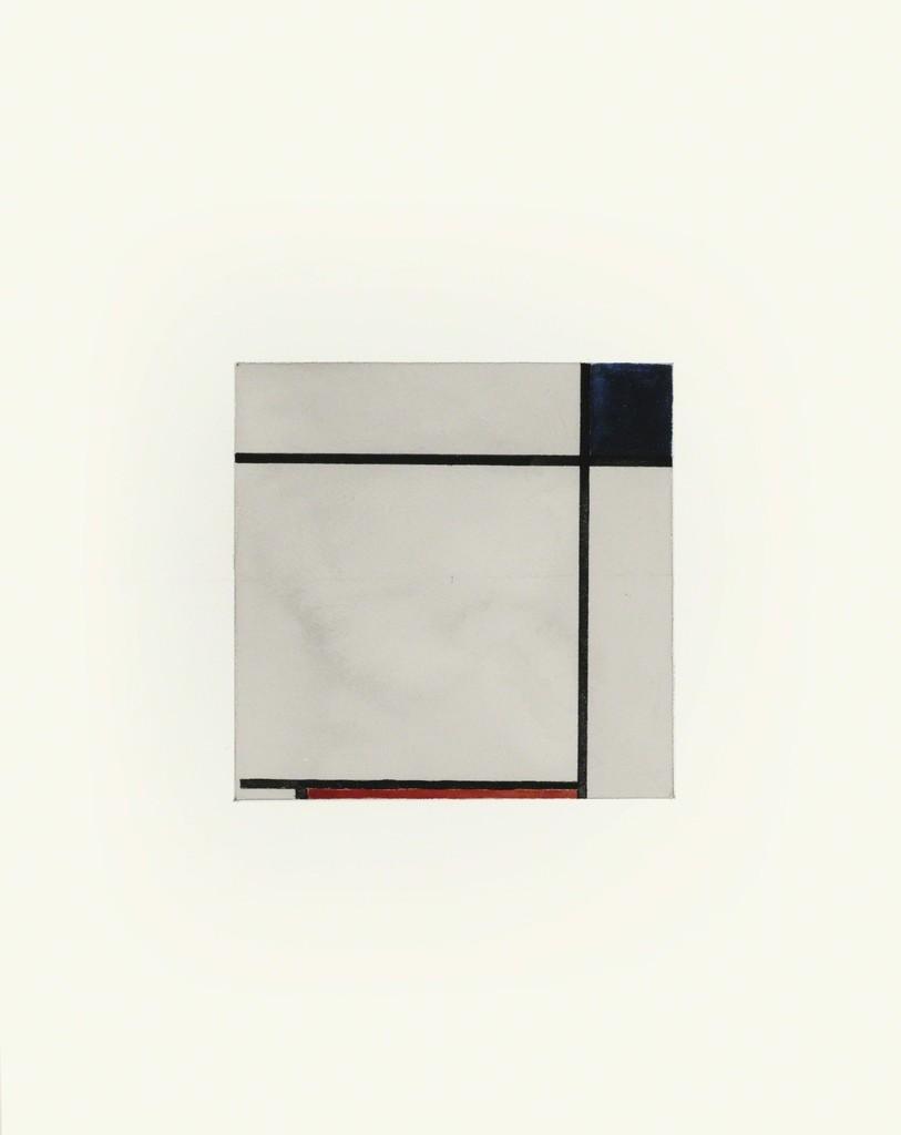 Sherrie Levine - After Piet Mondrian