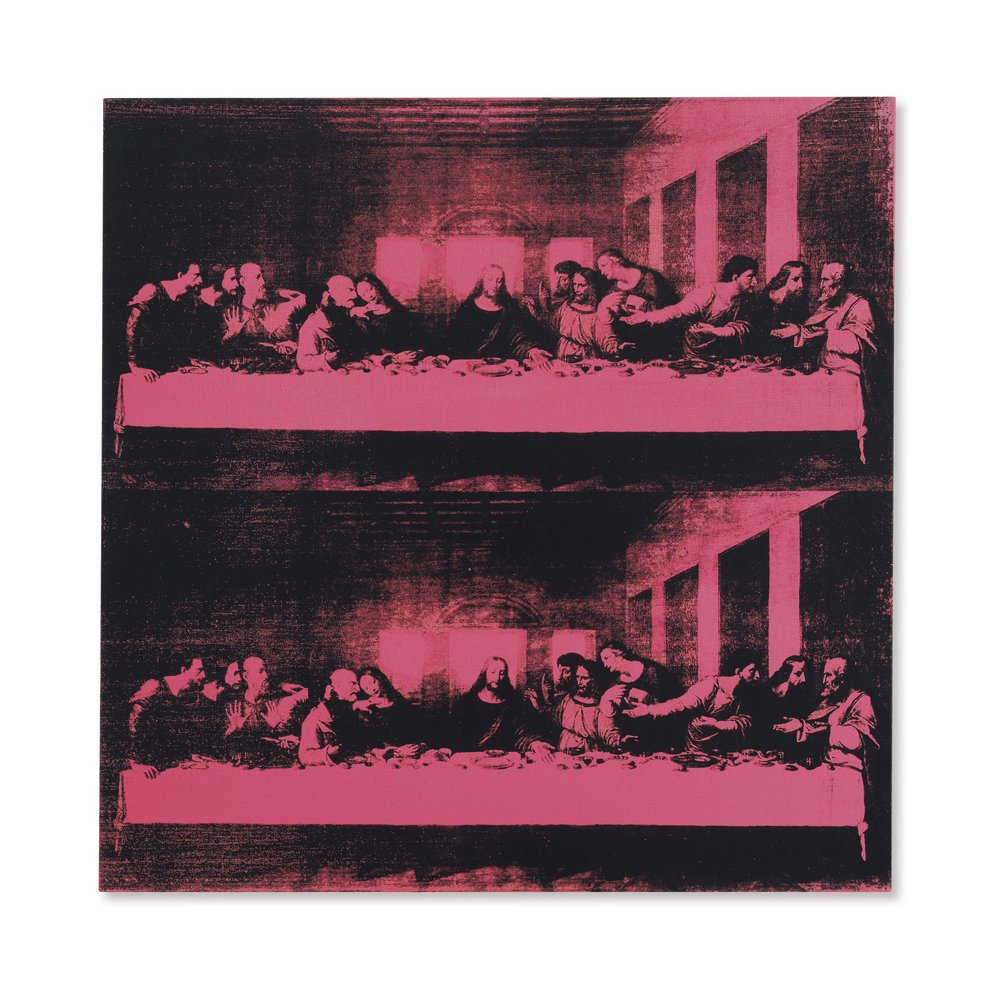Warhol - Last Supper