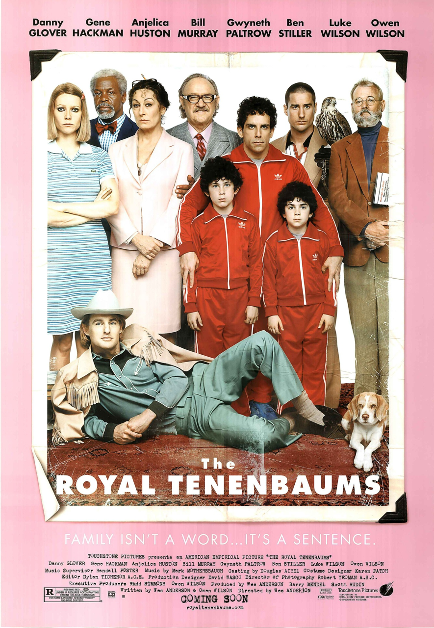 Wes Anderson - The Royal Tenenbaums