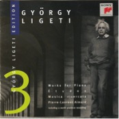 György Ligeti - Works for Piano