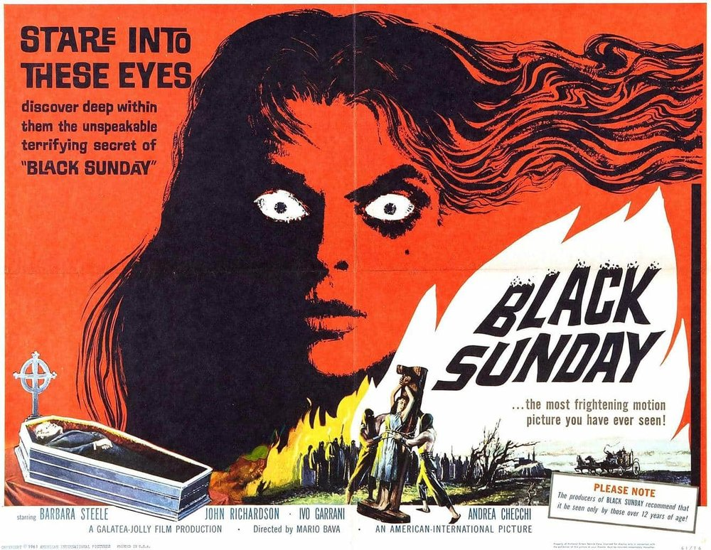 Mario Bava - Black Sunday