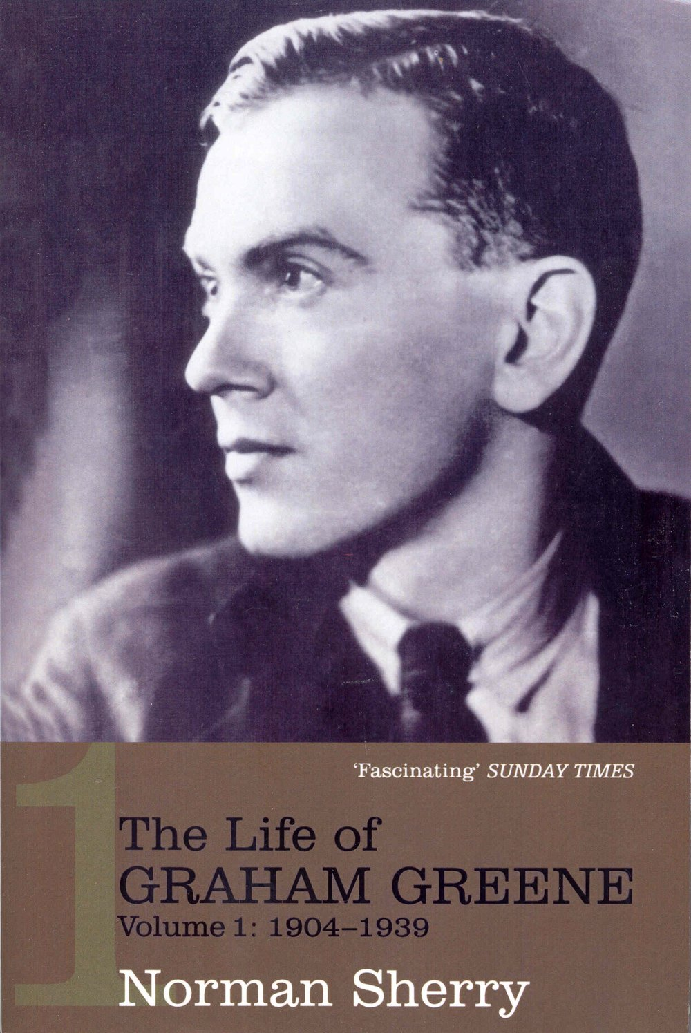 Norman Sherry - The Life of Graham Greene 1