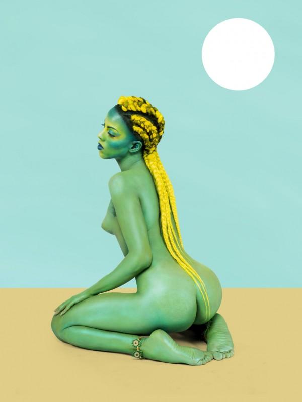 Juliana Huxtable - Untitled