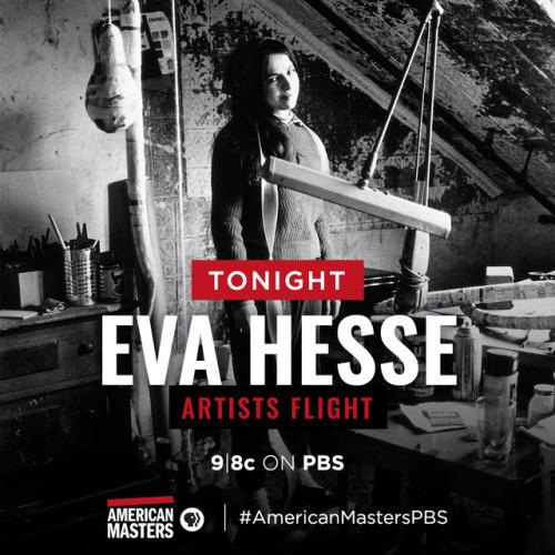 Eva Hesse, American Masters