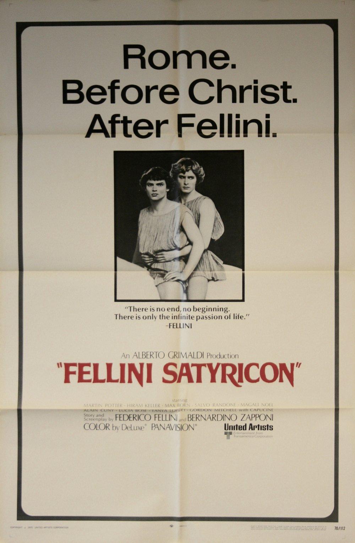 Frederico Fellini - Satyricon