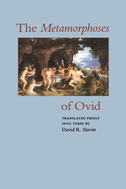 Ovid - The Metamorphoses