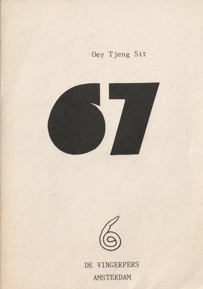 Oey Tjeng Sit - 67