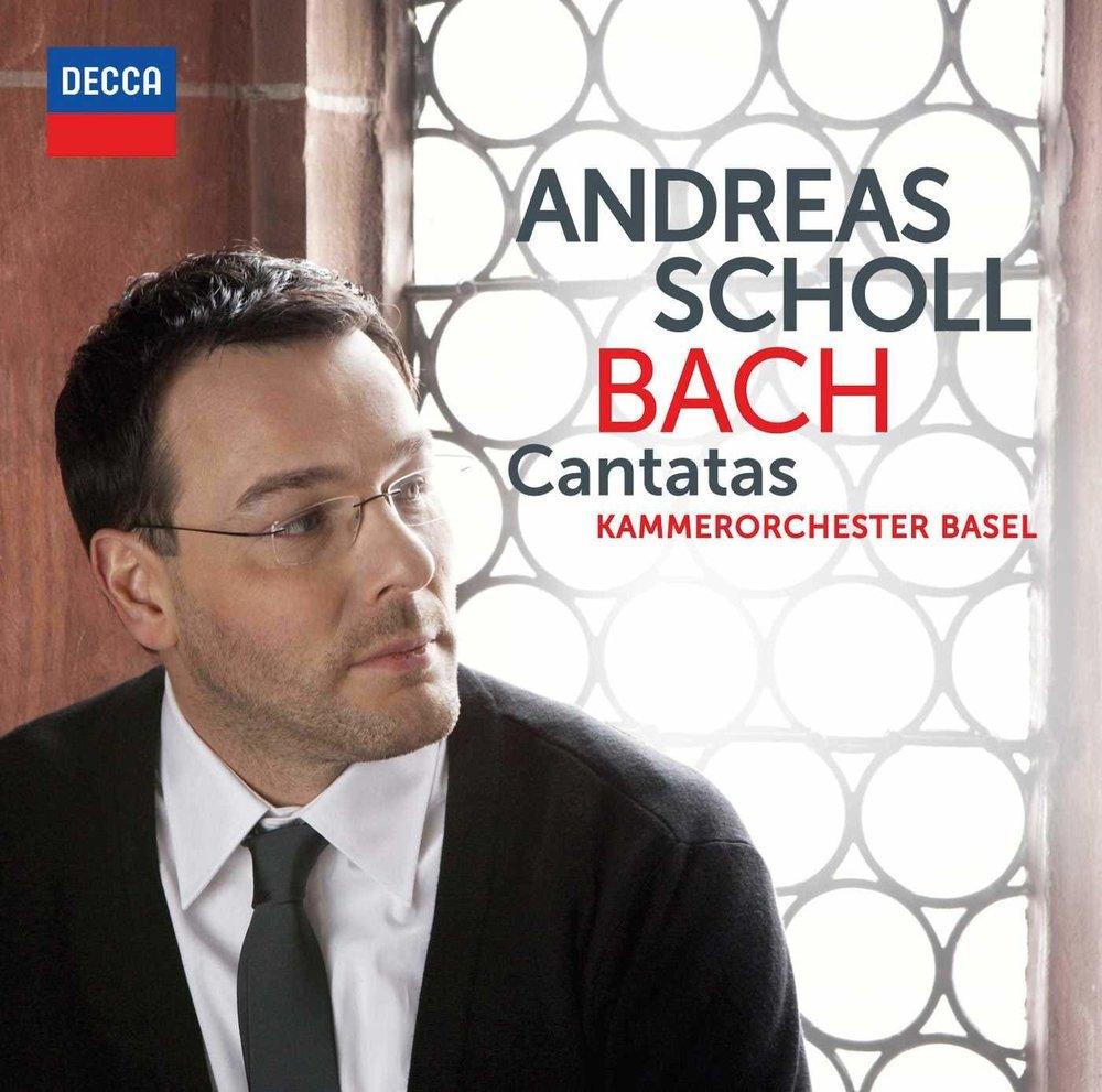 Andreas Scholl - Bach Cantates