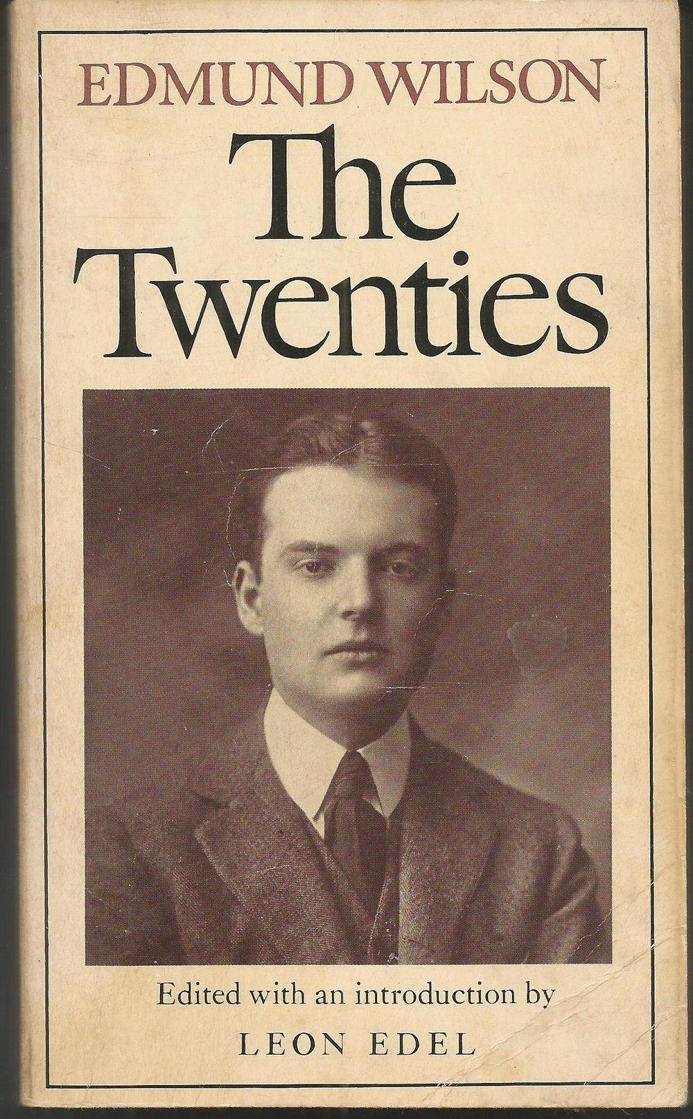Edmund Wilson - The Twenties