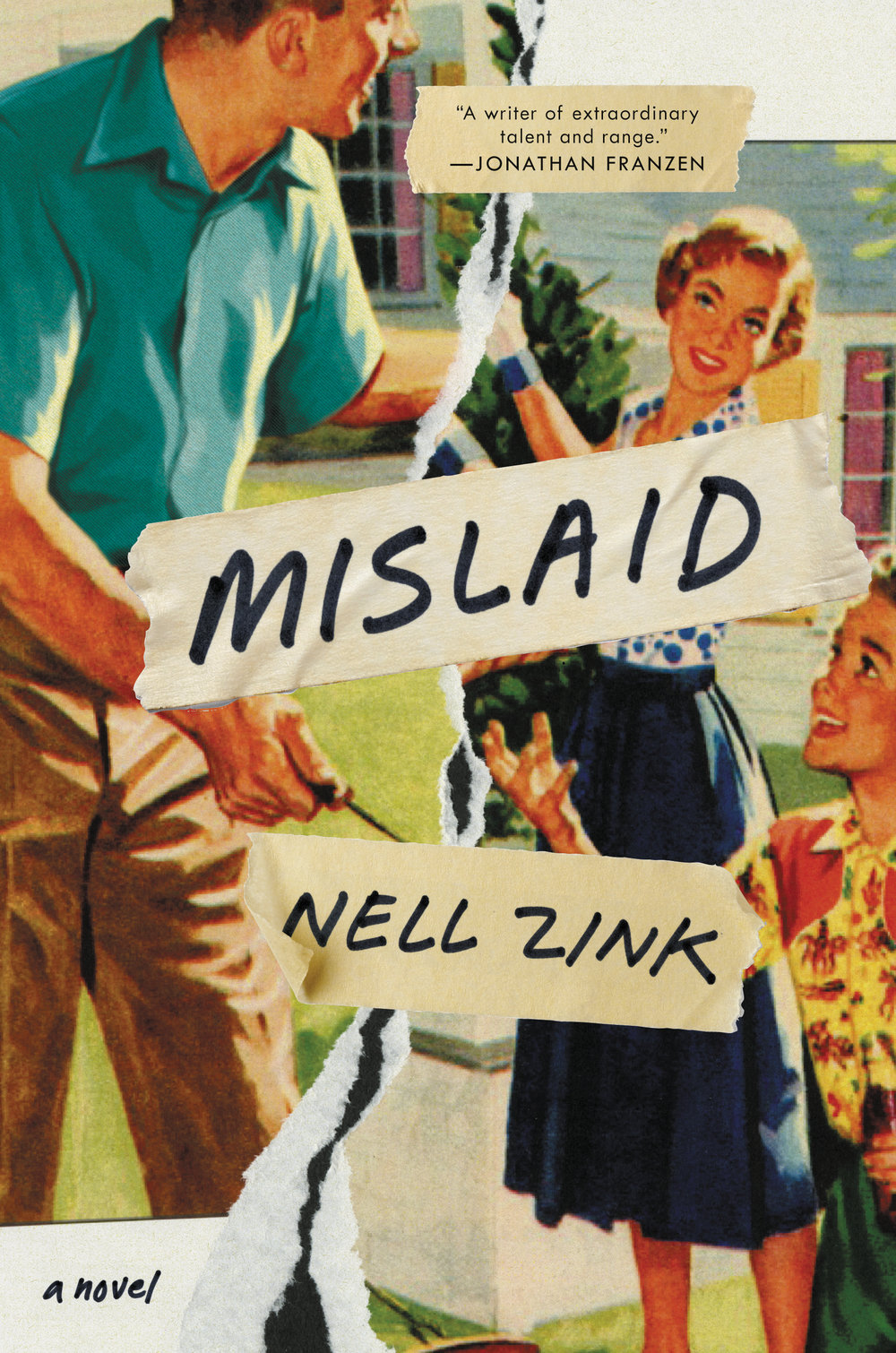 Nell Zink - Mislaid