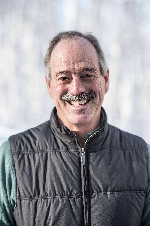 Bill Mook,  Owner, Mook Sea Farm, Walpole ME (JUDGE)