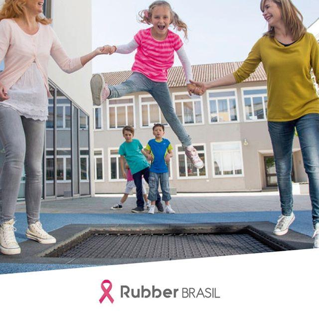 Soluções de modernização de playgrounds, com foco em pisos emborrachados com designs exclusivos, brinquedos inovadores e personalizados. Acesse o site da Rubber Brasil e saiba mais    www.rubberbrasil.com.br