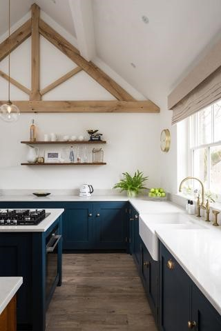 Three Beautiful Kitchens From Armac Martin Elegant Additions