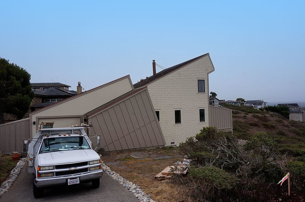 Residence in Dillon Beach, CA