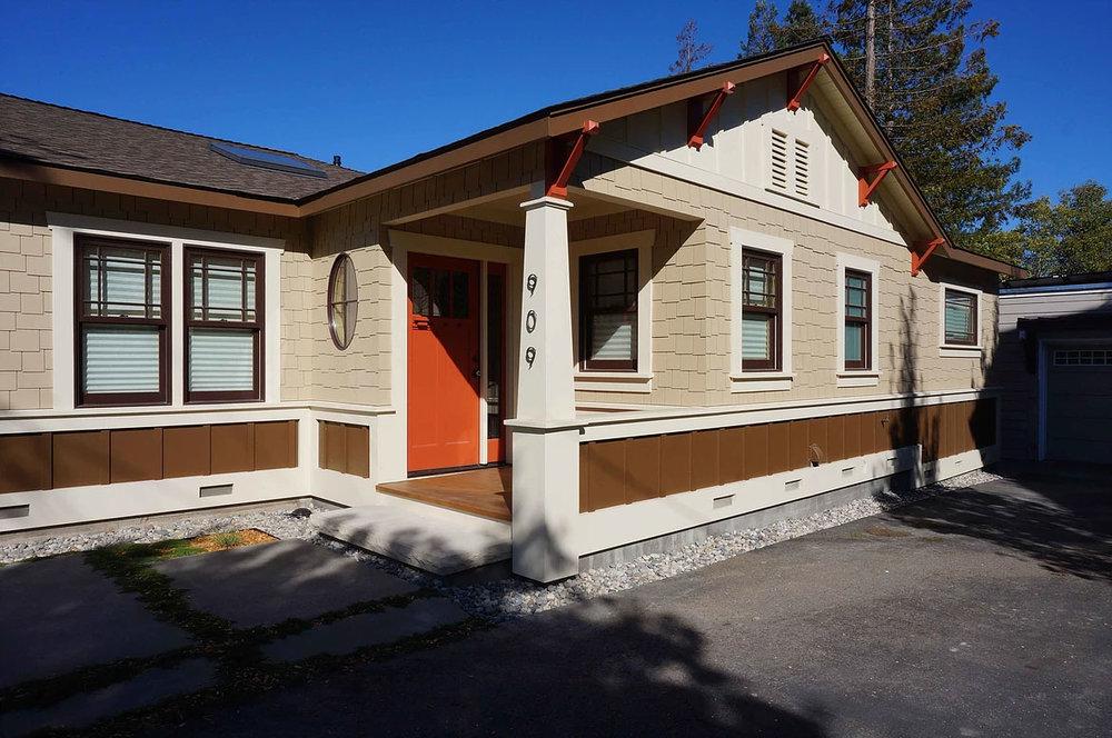 Residence in Petaluma, CA