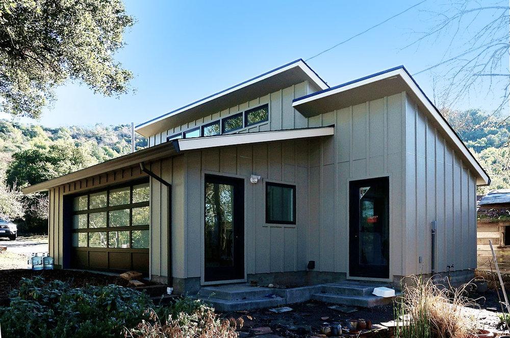 Residence in Healdsburg, CA