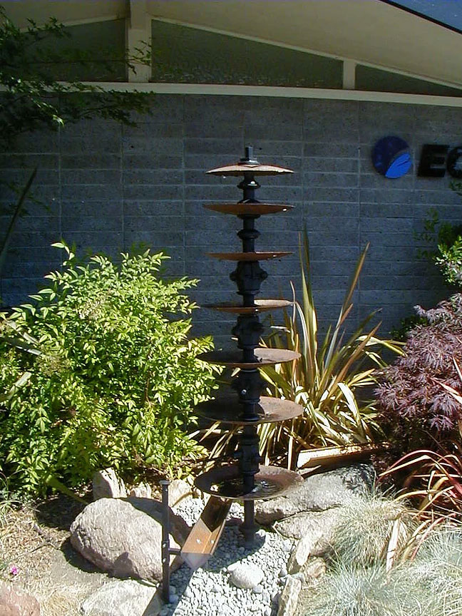 ECON Fountain