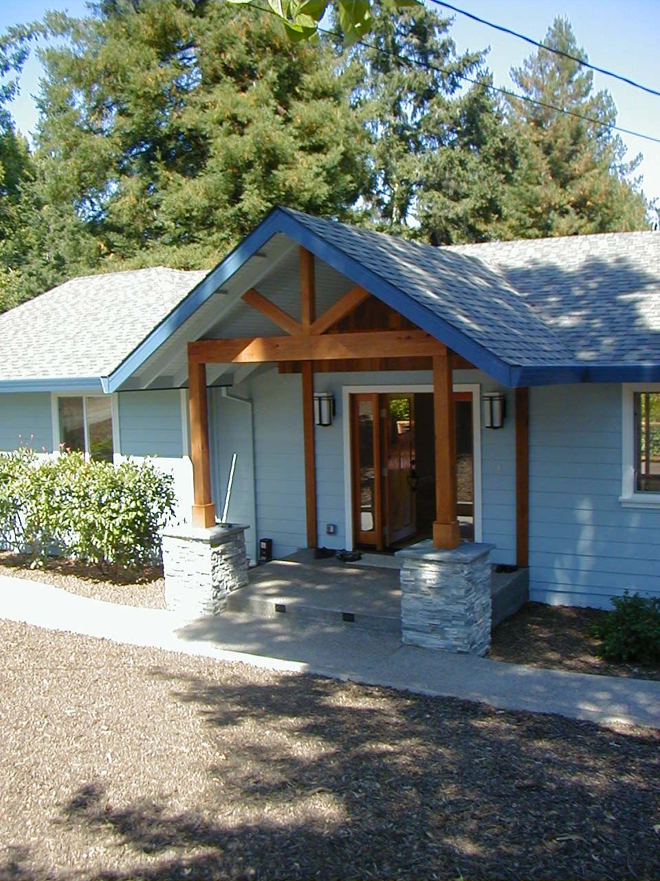 Residence in Sebastopol, CA